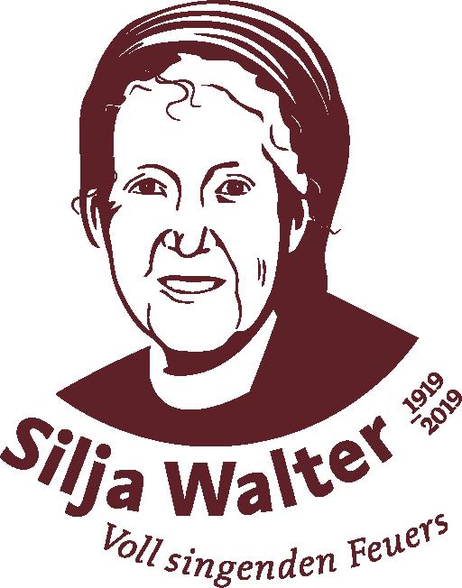 Silja Walter – 100 Jahre Logo
